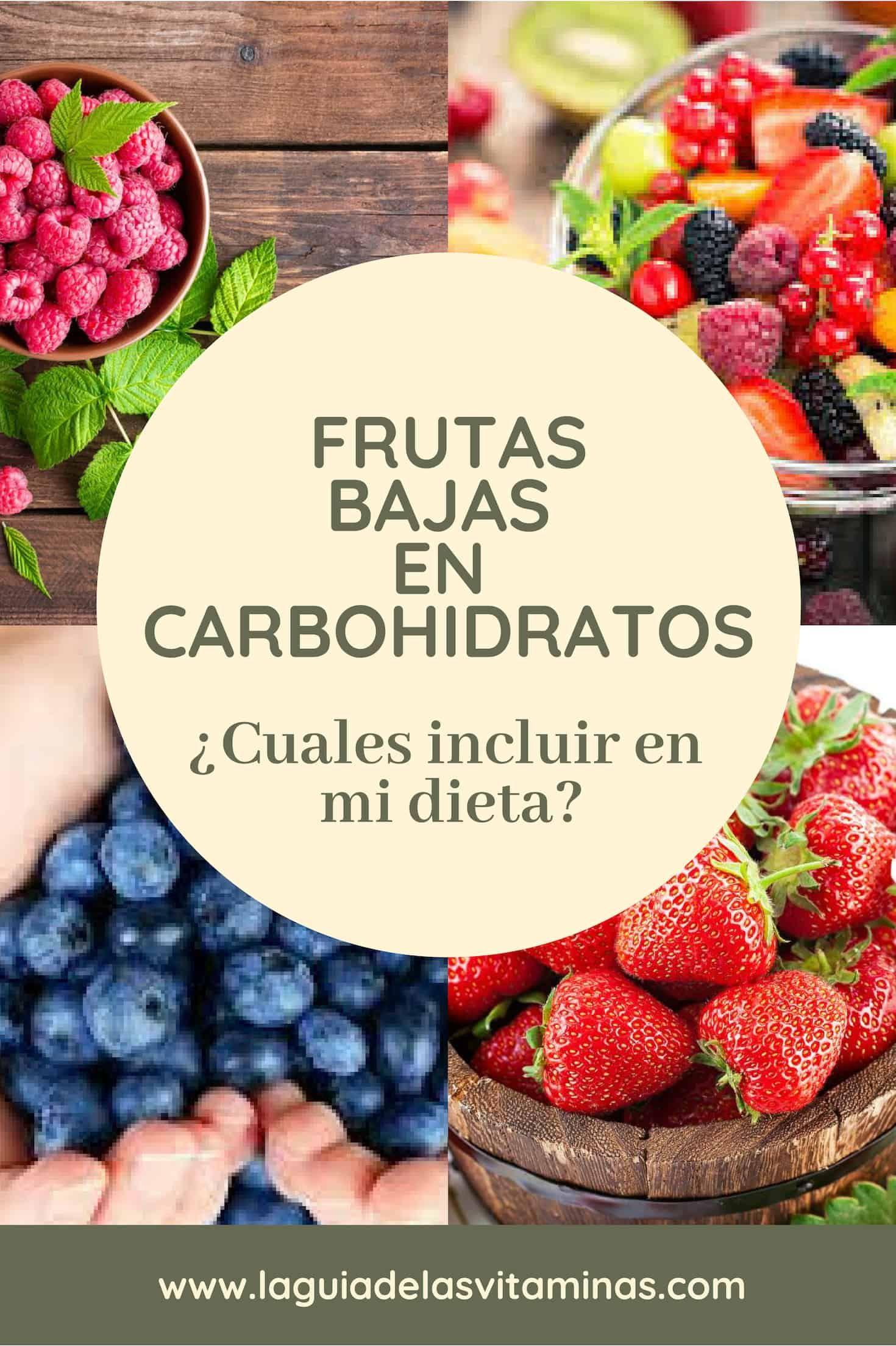 Las Mejores Frutas Bajas En Carbohidratos Y Cuáles Debes Evitar La Guía De Las Vitaminas Food Healthy Recipes Breakfast