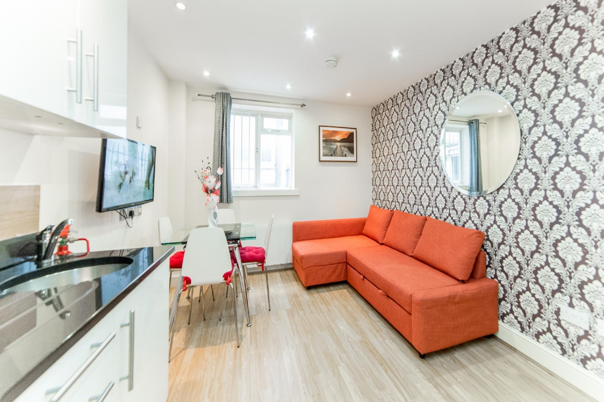 London Hyde Park Superior Apartments United Kingdom ...