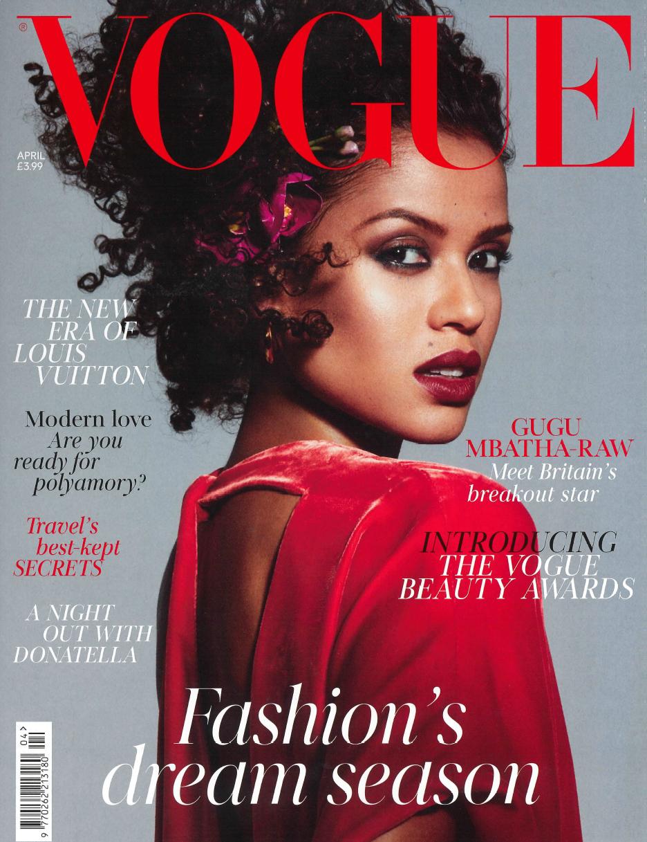 Vogue Spring Chicks  Vogue covers, Vogue uk, Magazine cover