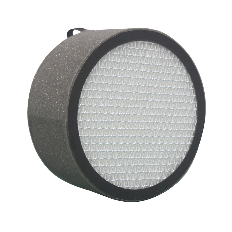 Round Hepa Filter Cartridge