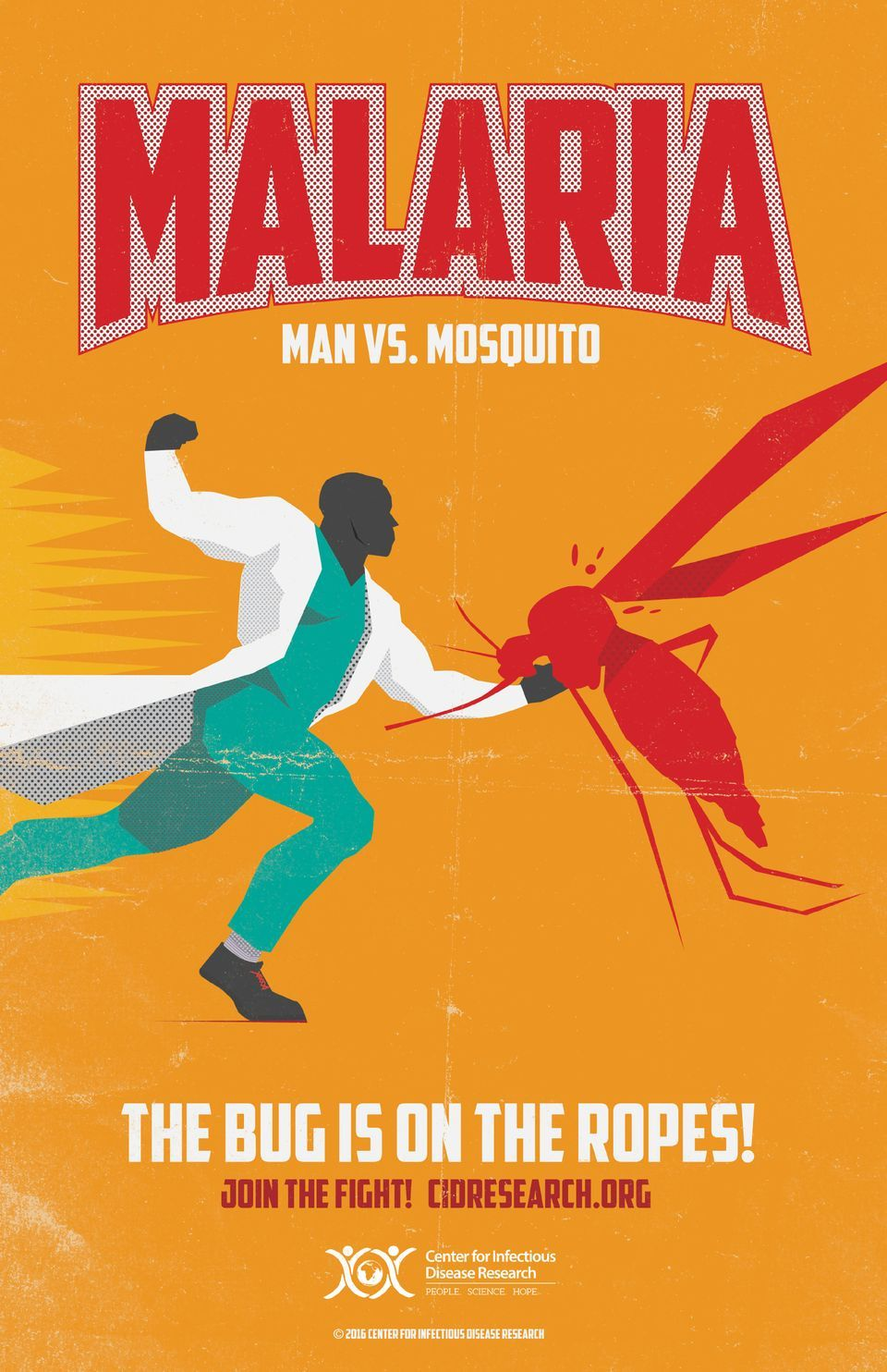 Retro Disease Fighting Posters Make Public Health Cool Again  HuffPost Life
