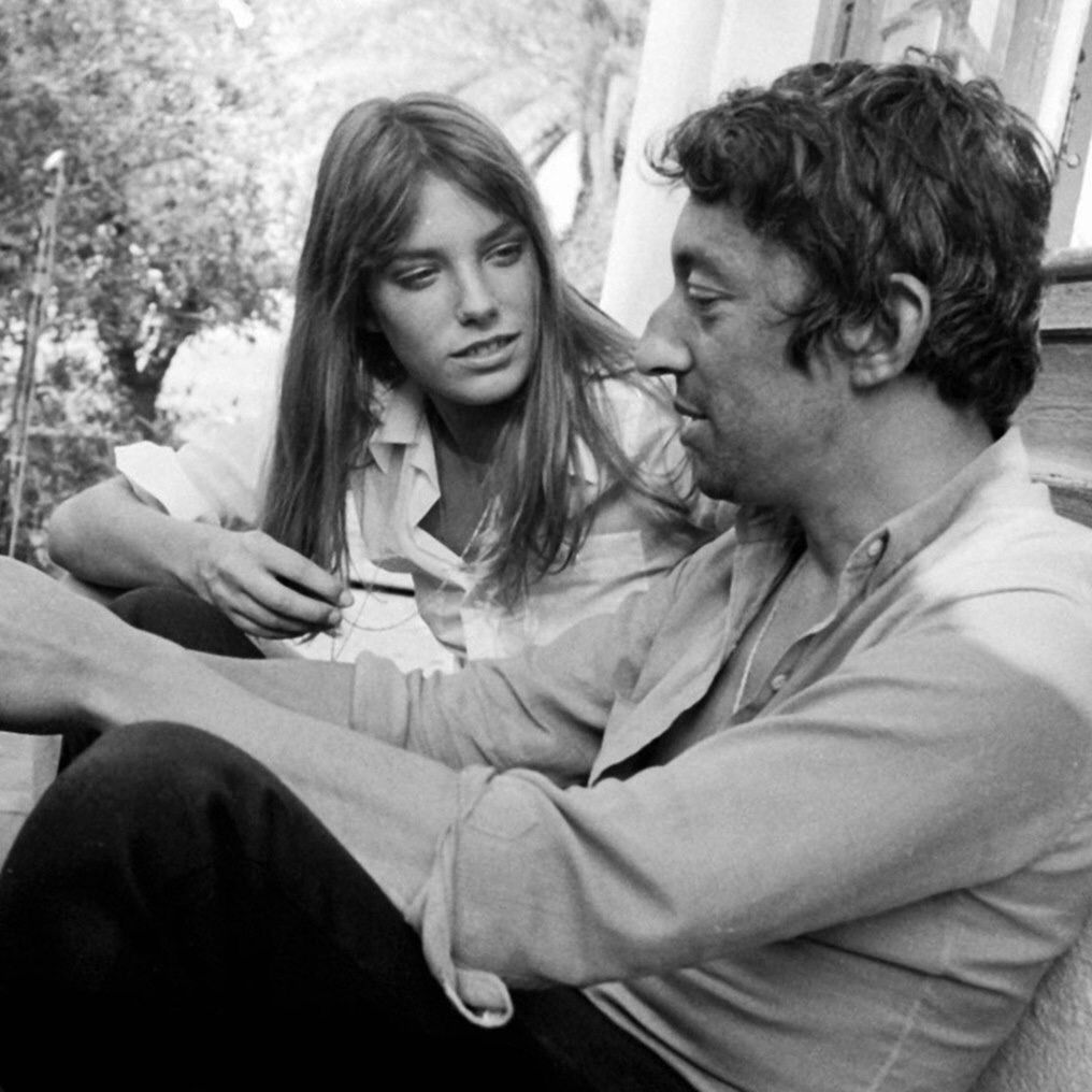 Pin by Martin on Serge Gainsbourg in 2020 (With images) | Serge ...