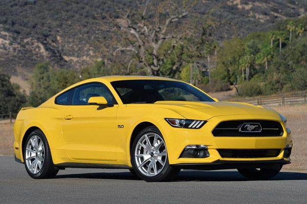2015 Ford Mustang GT First Drive [w video]