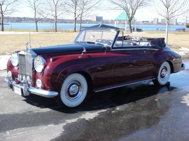 Car Pictures Rolls Royce Rolls Royce Silver Cloud Vintage