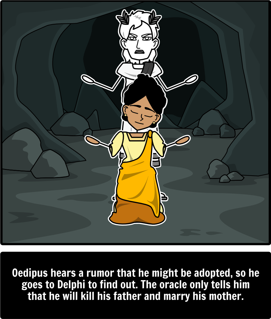 oedipus destiny Oedipus trapped by destiny ccss-aligned lesson plan & teacher's guide yvan pommaux's 2 in addition to providing students with the tools to master verbal literacy,.