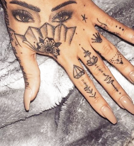 MUST READ: Hand Tattoos For Women - Get Your Cool Ideas, Designs & Tips tattoo d...   - Tattoos, Piercings, & Body Art - #Art #Body #Cool #Designs #hand #ideas #Piercings #Read #tattoo #tattoos #tips #Women