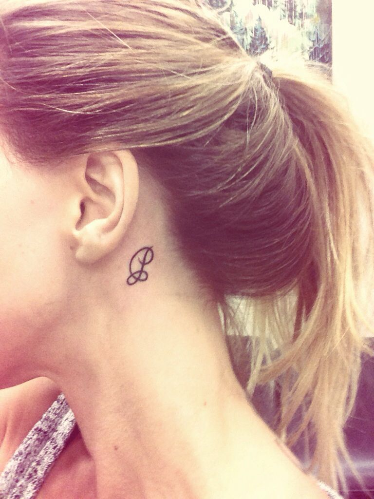 Pin By Candice Tucker On Tattoos P Tattoo Letter P Tattoo L Tattoo