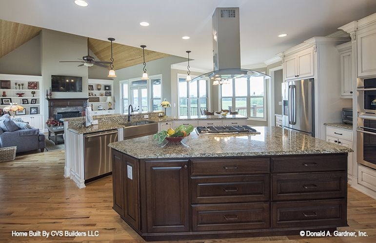 stunning kitchen with island new photos of the jerivale home plan