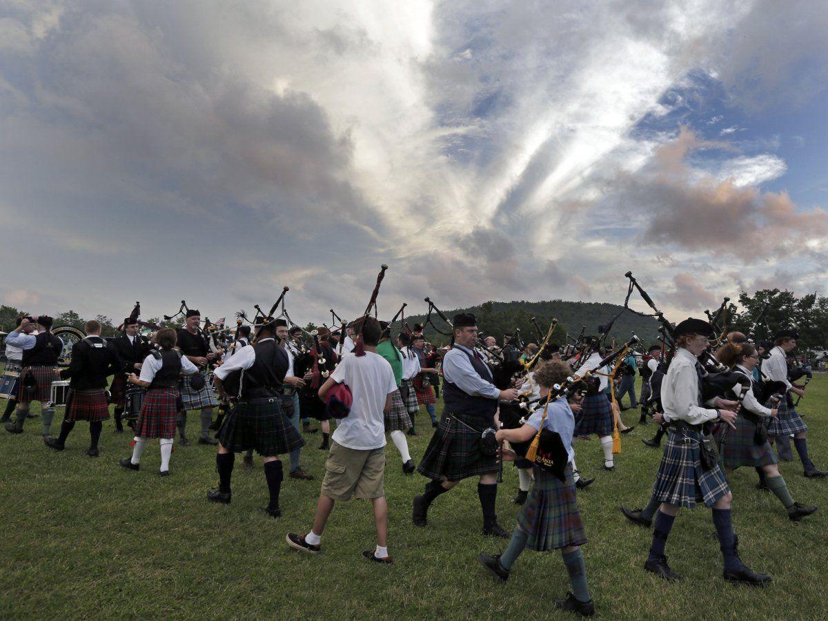 47++ Scottish highland games nc collection