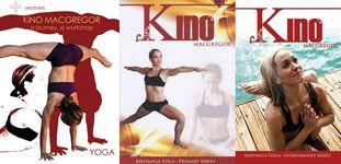Ashtanga Yoga Kino Macgregor Ashtanga Yoga Dvd 3 Pack Yoga Dvd Ashtanga Ashtanga Yoga