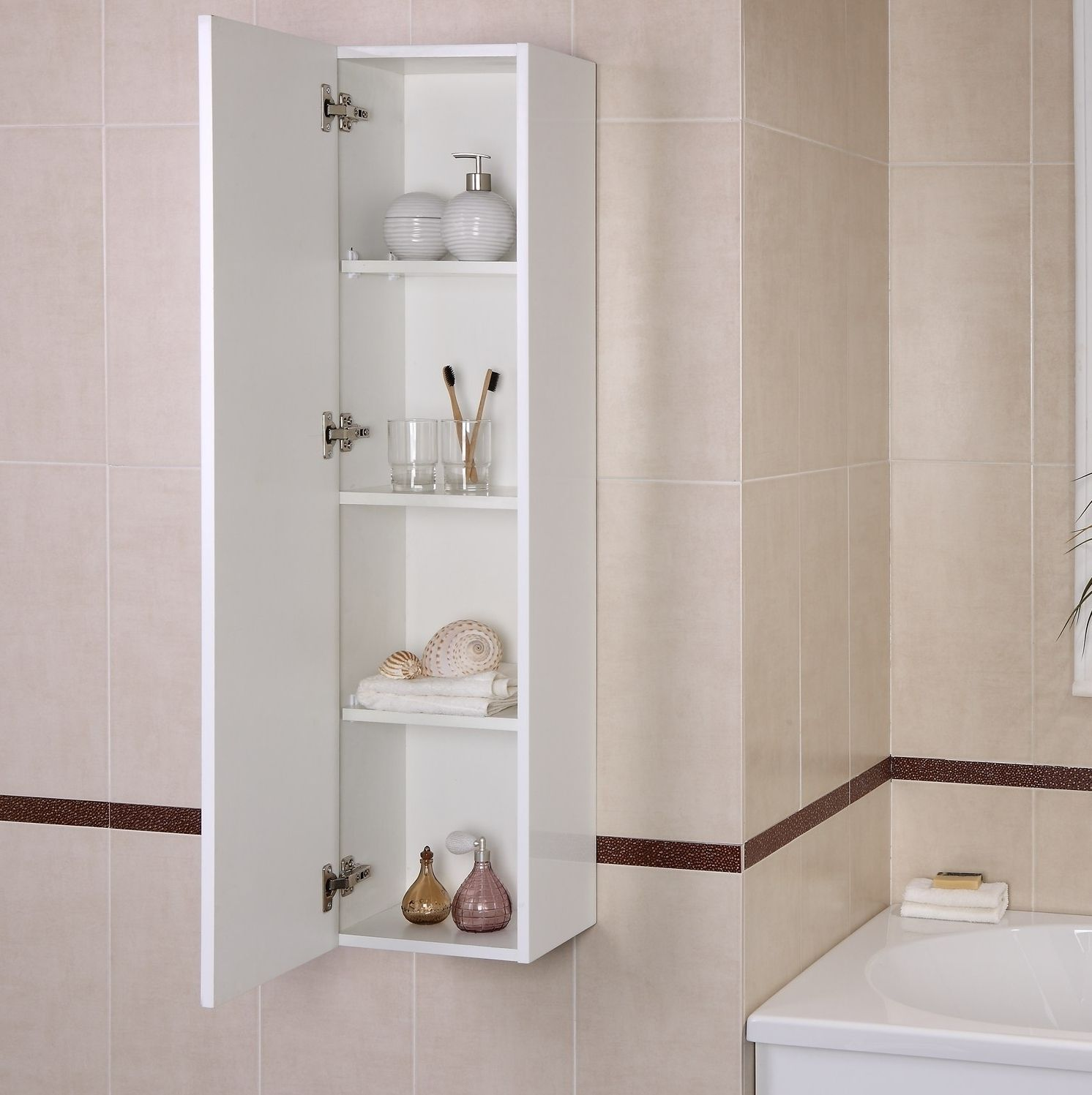 Small Bathroom Storage - Best Small Bathroom Storage Ideas For