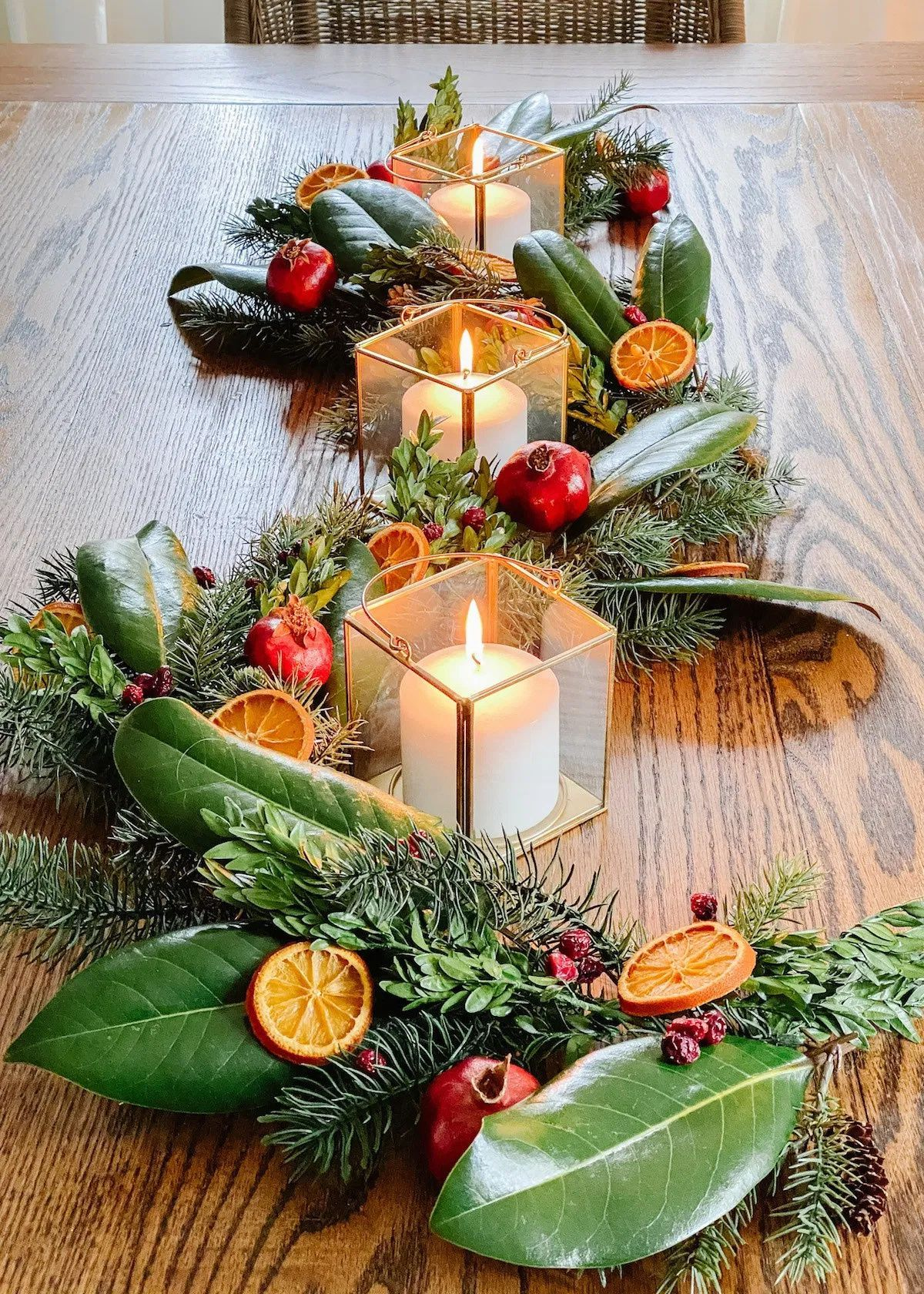 How To Dry Fruit And Preserve Leaves For Christmas Decor Bless Er House In 2020 Christmas Decorations Christmas Decorations Xmas Christmas Crafts