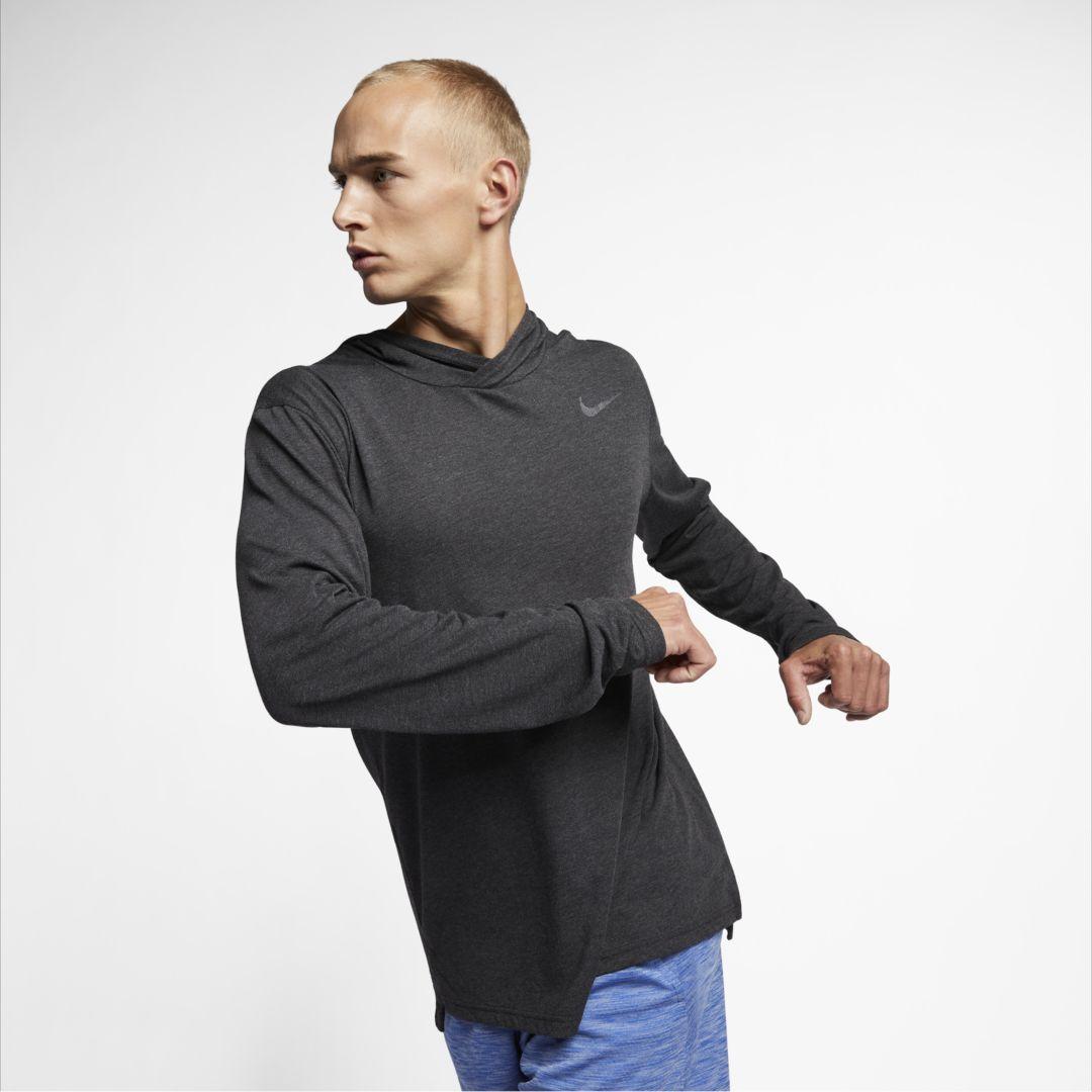 Breathe Men's Training Hoodie | Products | Hoodies, Nike