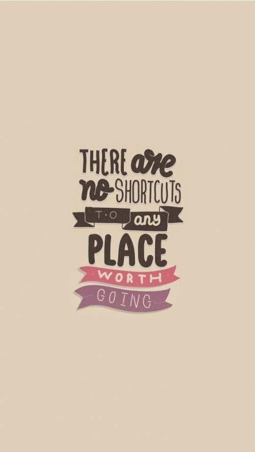 Shortcut Leads Nowhere