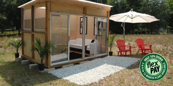 Backyard Prefabs: Prefab Office Shed And Garden Studio | Busyboo | Page 2 |  Shed Ideas | Pinterest | Prefab Office, Outdoor Storage And Prefab