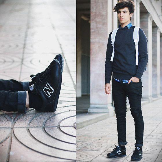 new balance jeans