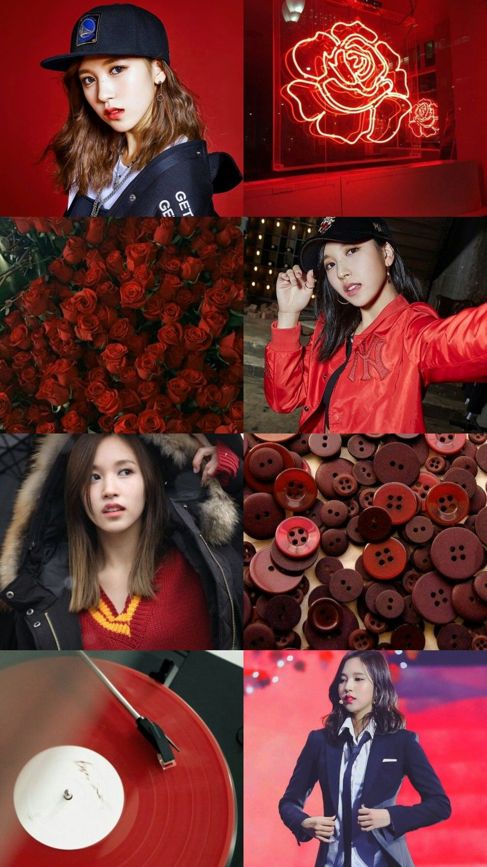 Twice Mina Aesthetic Wallpaper K Pop Fans Hub
