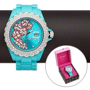 love the big bright colorful watches