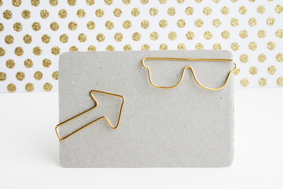 13++ Crafts to do with paper clips information
