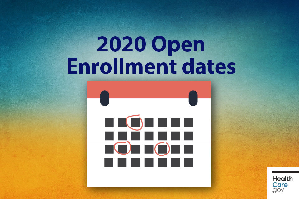 Mark Important 2020 Open Enrollment Dates On Your Calendar Open