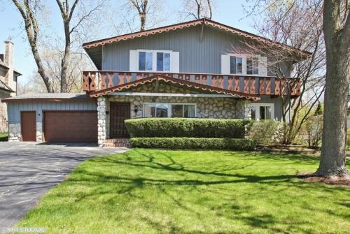 603 Hillside Road, Glenview, IL 60025 is For Sale - HotPads