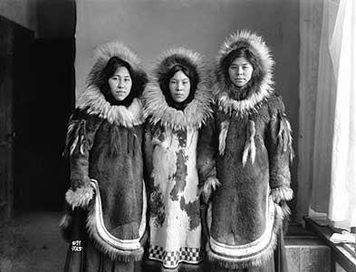 Nude eskimo Alaska women
