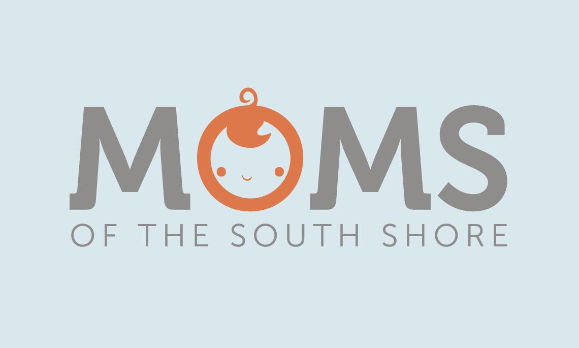 Moms of the South Shore Logo Design
