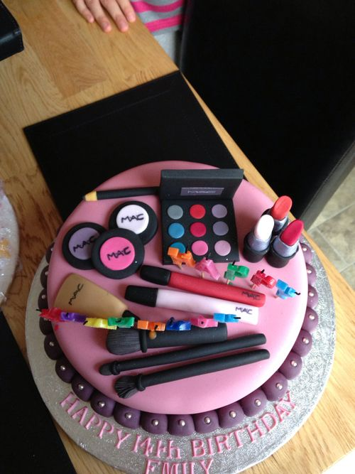 35 Birthday Cakes For Her Cake and Frosting Pinterest