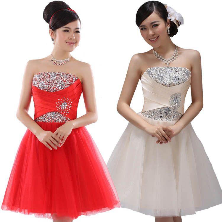 Modelos De Vestidos Para Damas De Quinceañera Haga Clic Para