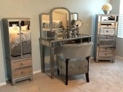 Hayworth Vanity And Makeup Storage My Favorite Energy And Fine Line Wrinkle Remover Mirrored Bedroom Furniture Bedroom Collections Furniture Furniture