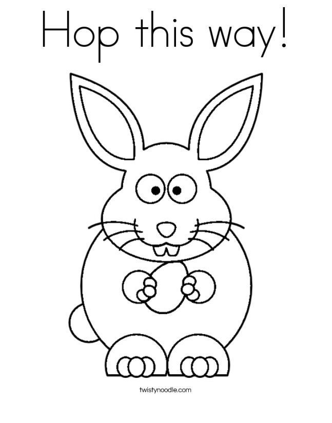 9 Places For Free Printable Easter Bunny Coloring Pages Easter Bunny Colouring Bunny Coloring Pages Bunny Drawing