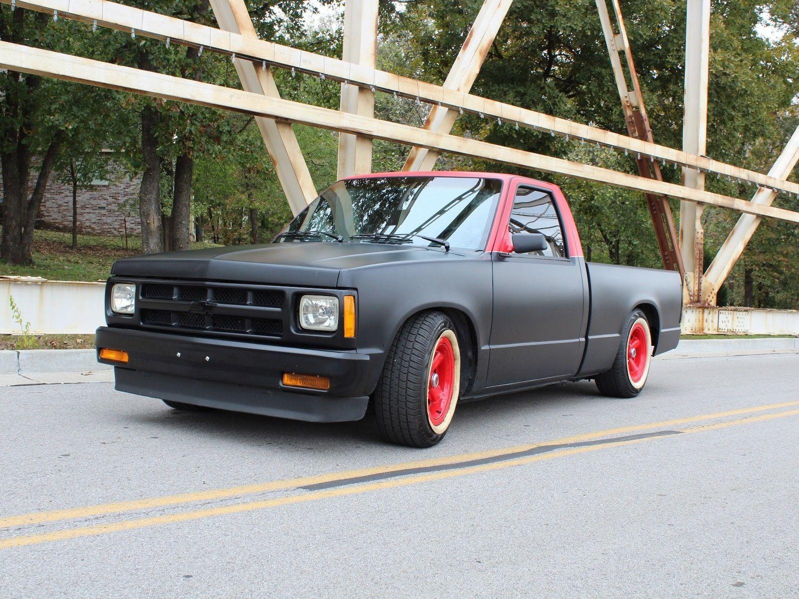 Completely Redone 1989 Chevrolet S 10 Custom Chevrolet S 10
