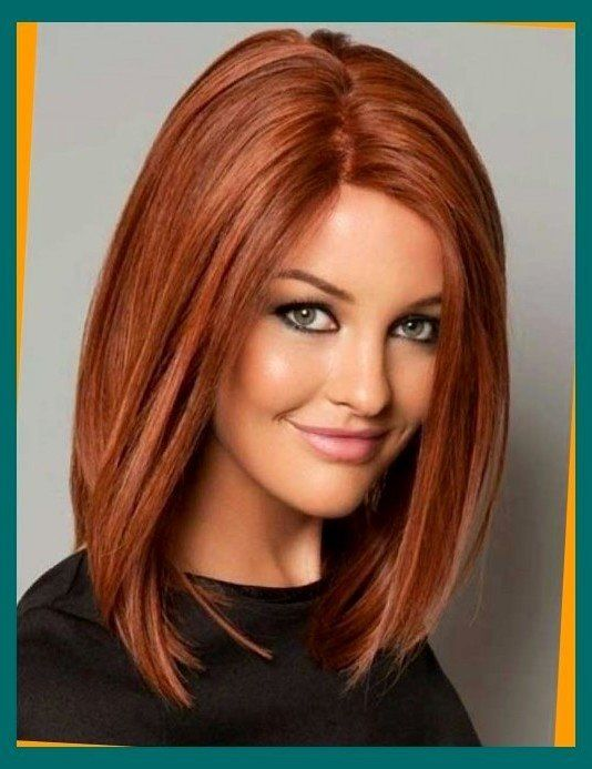 Medium Length Hairstyles For Thick Hair And Round Faces Haircuts