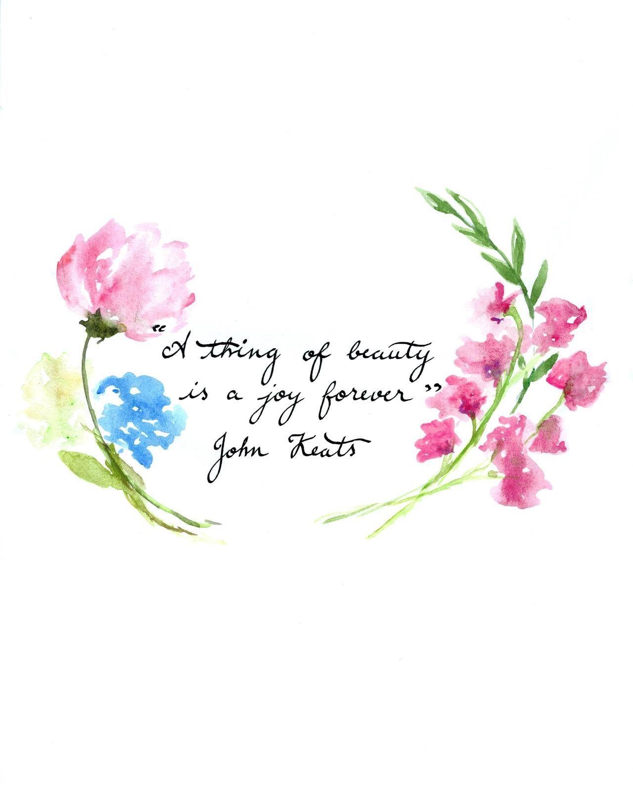 Pin De Laurie Tuttle En Book Bit Arte Palabra A Thing Of Beauty John Keat Theme