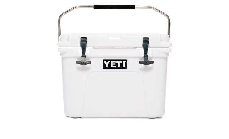 Yeti Tundra 35 Qt Cooler Ice Chest Tan White Blue Choose Your Color New In Box Yeticoolers Yeti Yeti Roadie Small Yeti Coolers