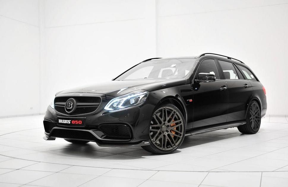 Mercedes Benz E63 Amg 850 Brabus 6 0 Is The Ultimate Wagon Digital Trends E63 Amg Wagon Mercedes Benz E63 Amg Mercedes Benz E63