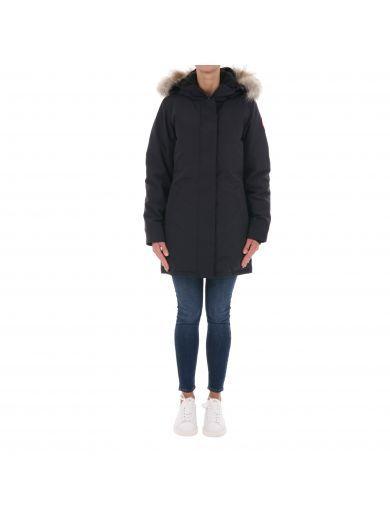 """CANADA GOOSE Canada Goose Victoria"""" Down Parka"""". #canadagoose #cloth #coats-jackets"""