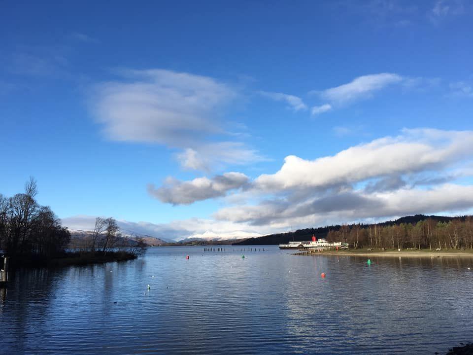 Loch Lomond #lochlomond