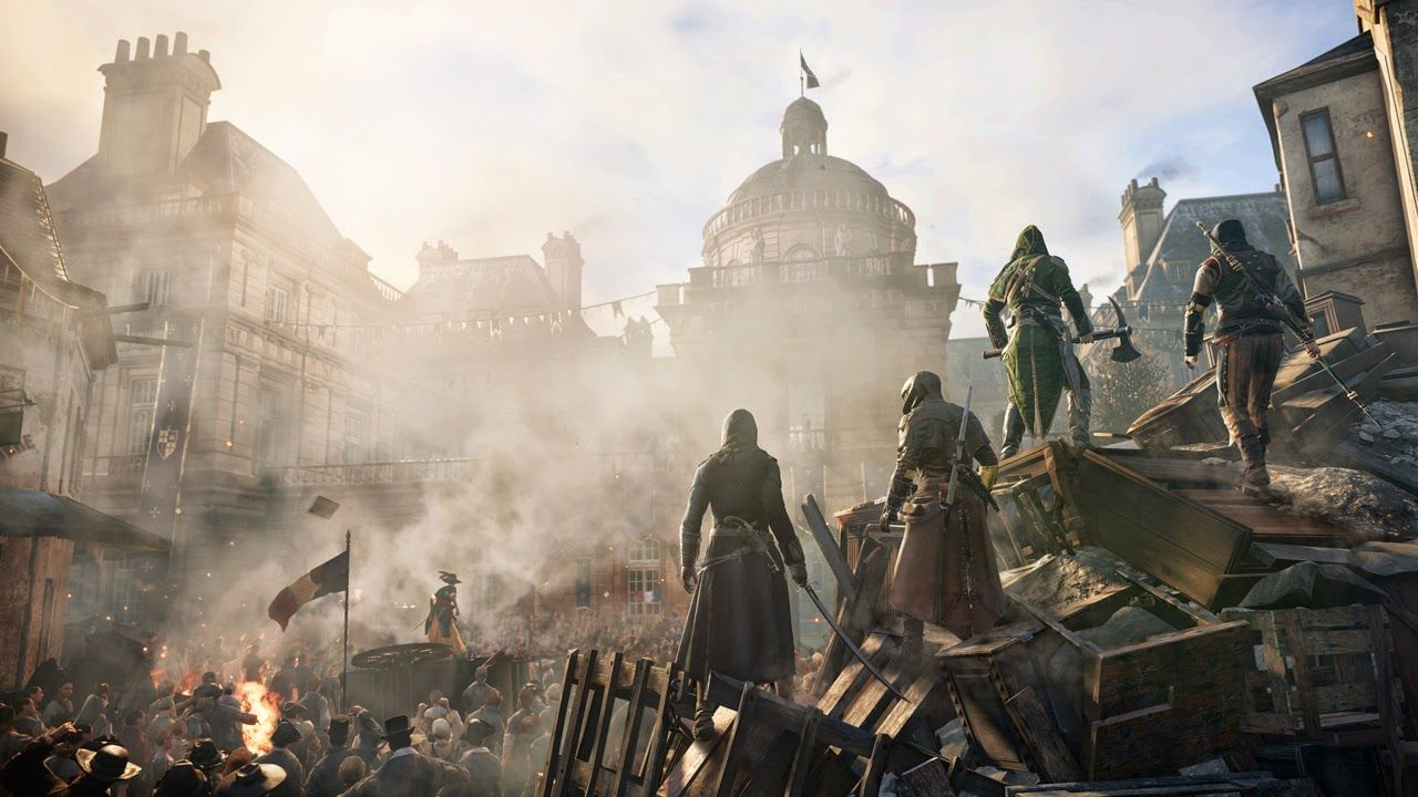 Assassin S Creed Unity Hd 1080p Wallpapers Best On Internet Images, Photos, Reviews