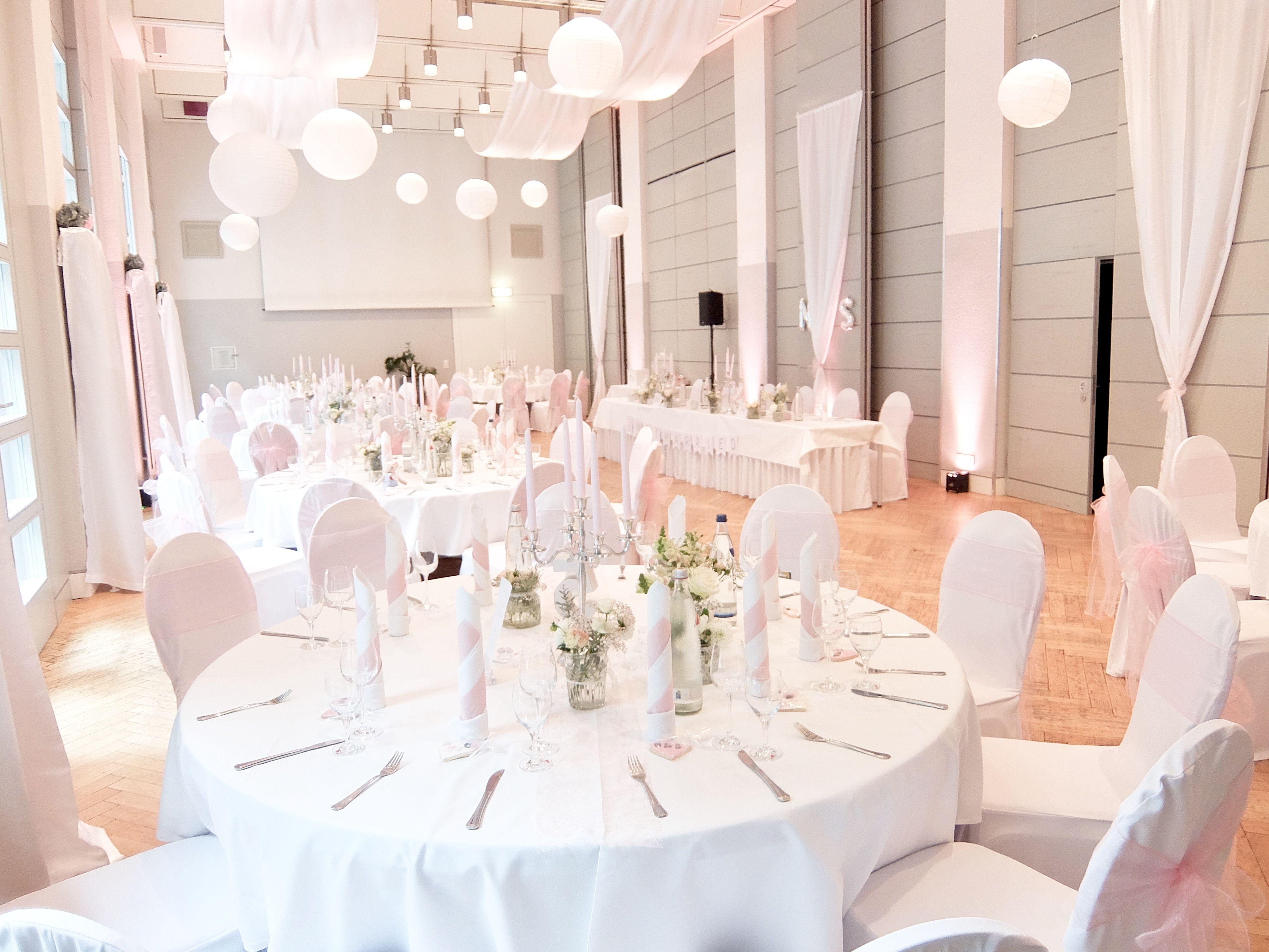 Inspiration für Brautpaare und Einblicke in Hochzeitslocations in