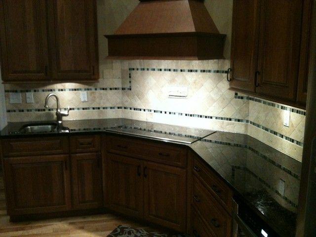 Backsplash to pair with Volga Blue granite? - Kitchens ...