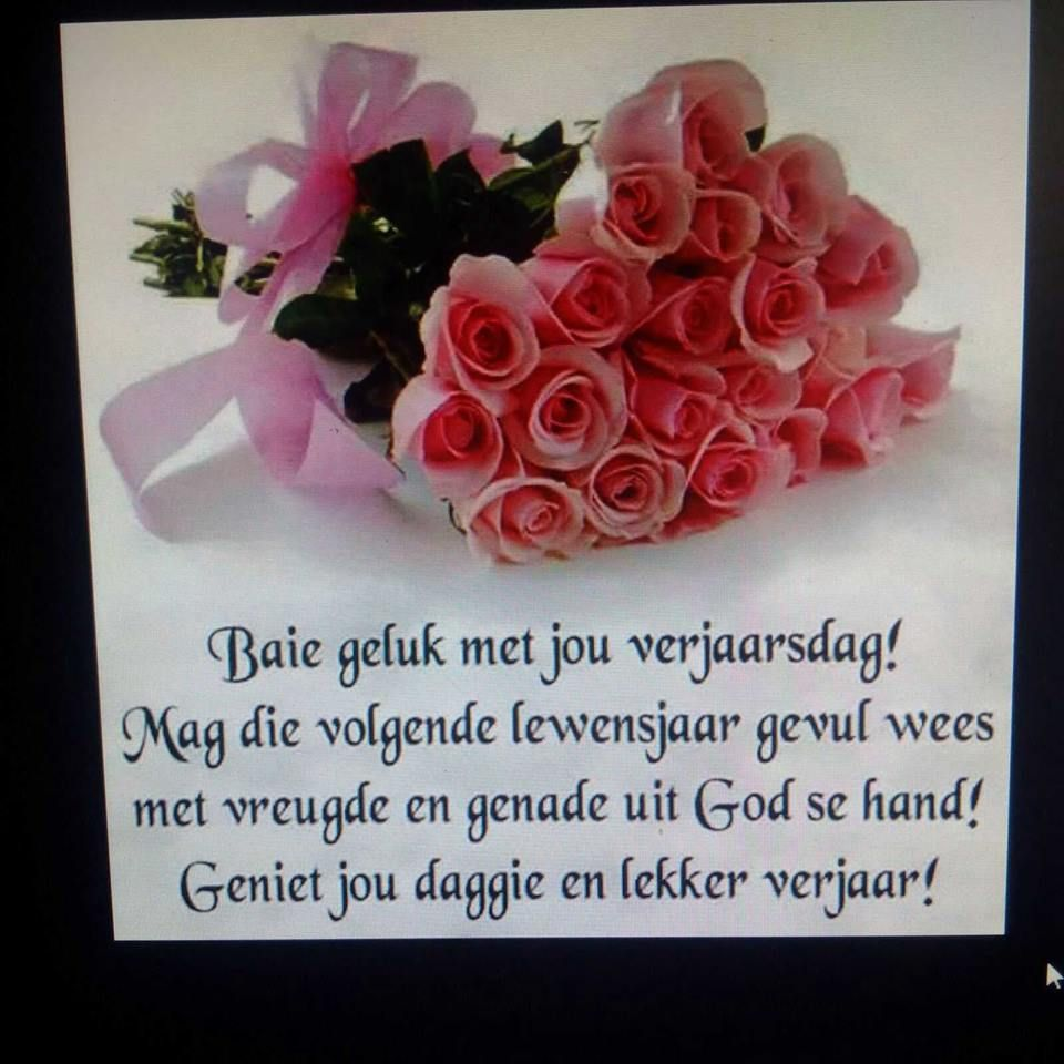 Pin by jenay jankowitz on birthday wishes pinterest afrikaans birthday greetings birthday wishes happy birthday funny hats afrikaans quotes greeting cards hip hip vs pink qoutes m4hsunfo Images