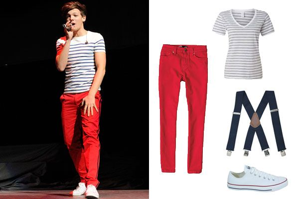 One Direction Halloween Costumes: How to Dress Like the 1D