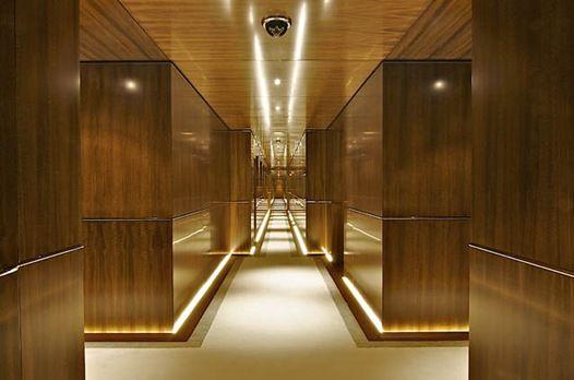 andrey melnichenko, yacht, starck, interiors   Escaleras ...