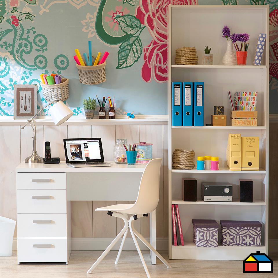 Muebles escritorios homeoffice sodimac homecenter for Sillas de escritorio sodimac