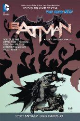 From My Bookshelf: My review of Batman: Night of the Owls (The New 52) by Scott Snyder and Greg Capullo, et al., from DC Comics, 2013