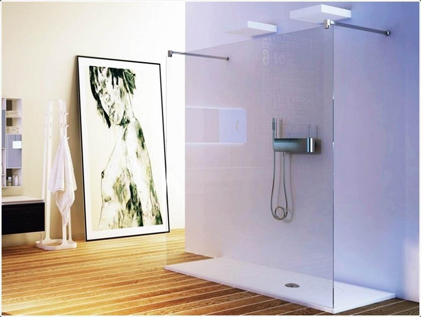 dusche glaswand Begehbare Dusche Glaswand Ideen Für