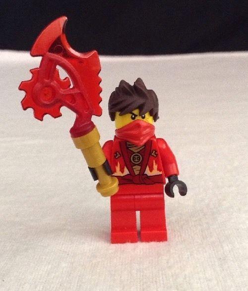 Lego Ninjago Rebooted Kai 70721 70727 Neu