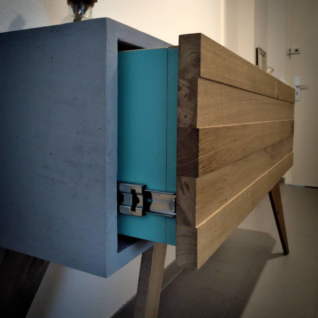 yps_craft_möbel #möbel #designmöbel #sideboard #schreiner