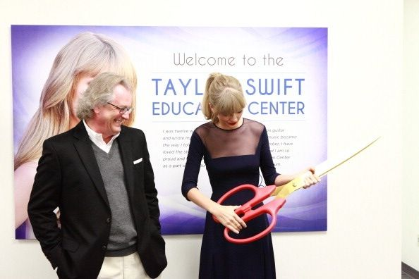 Taylor Swift opens $4 Million music education center in Nashville